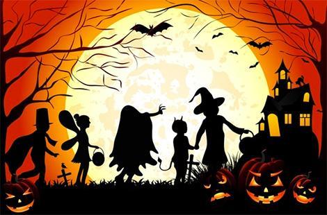 Halloween in Normanton 2021