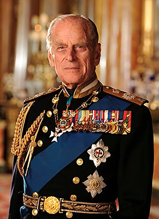 The Duke of Edinburgh 1921-2021
